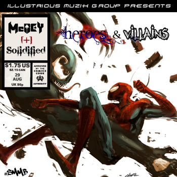 Heroes & Villains EP – Mercy & Solidified