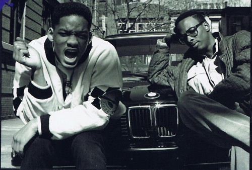 DJ Jazzy Jeff & The Fresh Prince Reunite