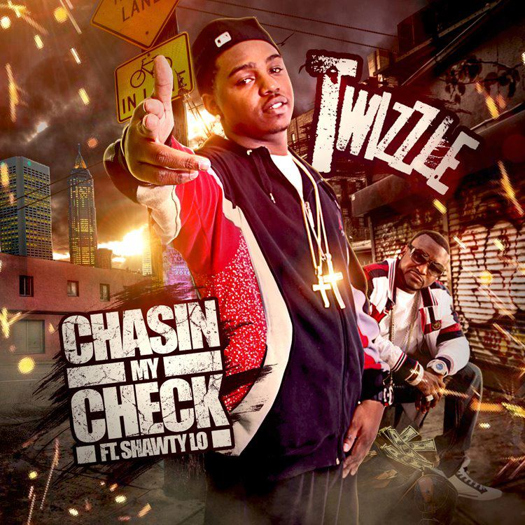 Twizzle Feat. Shawty Lo – Chasing My Check & In The Crowd