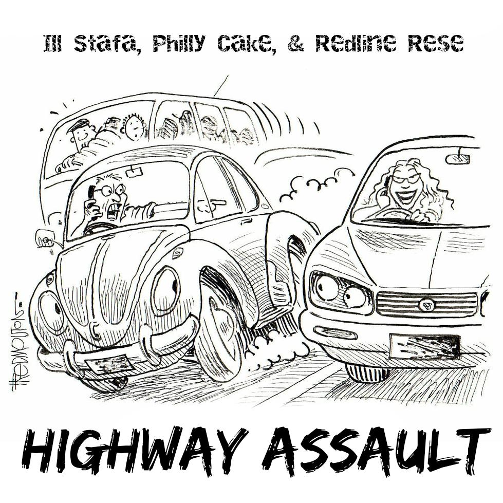Ill Stafa Feat. Redline Rese, Philly Cake – Highway Assault