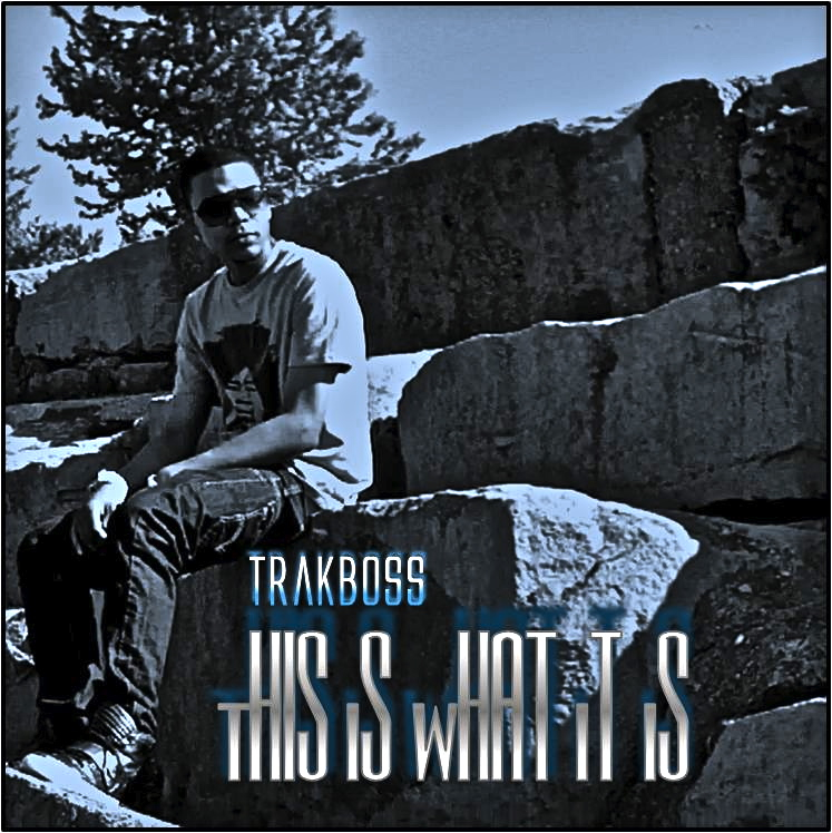 TrakBoss – TIWII Artwork
