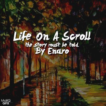 lifeonascroll artwork