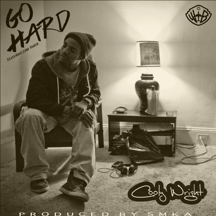 Cooly Wright – Go Hard Artwork
