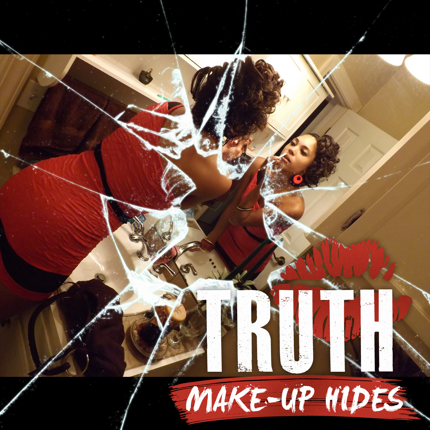 Make-Up Hides Cover Art