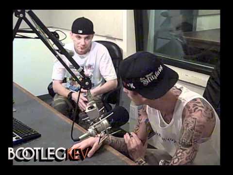 Machine Gun Kelly Interview With Bootleg Kev