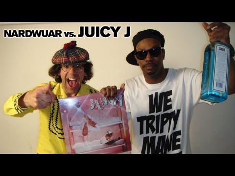 Nardwuar vs. Juicy J