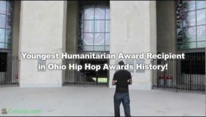 Cy Harp Wins Humanitarian Award @ OHHA