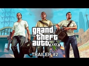 Grand Theft Auto V [Official Trailer]