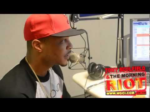 T.I. Wants Stronger Movie Roles