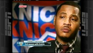 Carmelo Anthony Weighs In On Linsanity