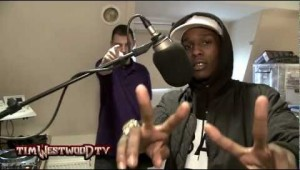 A$AP Rocky &#8211; On Tim Westwood [Freestyle]