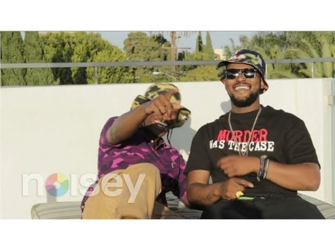 A$AP Rocky & Schoolboy Q Interview