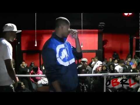 Ohio Battle Rap League – Nova VS Hood Apostle