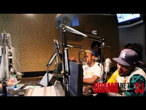 DJ Drama Chats With Odd Future About Gucci Mane Incident