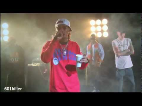 2012 XXL Freshman Cypher Part 1