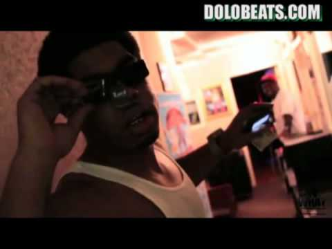 Webbie Wildin Out In The Studio