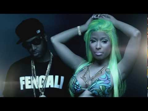 Nicki Minaj Feat. 2 Chainz – Beez In The Trap