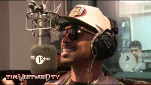 Big Sean Freestyle On Westwood Show