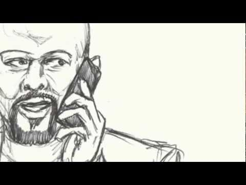 Common – Let's Move (Comic Visual)