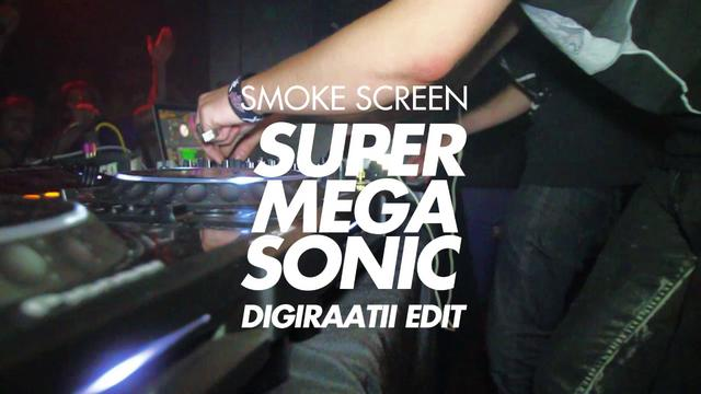 The Coventry Kids – Smoke Screen (Super Mega Sonic)