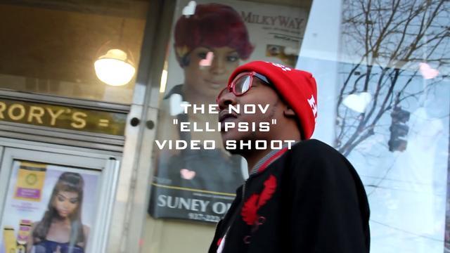 The Nov – Ellipsis [Behind The Scenes] Video Shoot