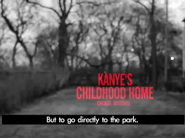 Kanye West Takes Jay-Z To His Childhood Home