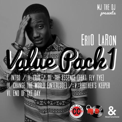 Eriq Laron – Value Pack 1 [VMG Approved]