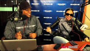 Ashanti Denies Nelly Was Ever Her Boyfriend