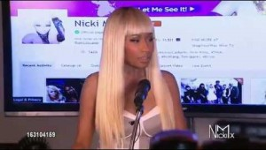 Nicki Minaj Clothing Line Launch