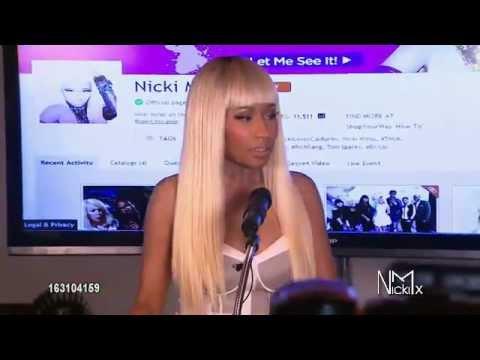 Nicki Minaj Clothing Line Launch