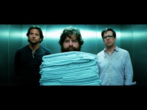 "Movie Trailer For ""The Hangover III"""