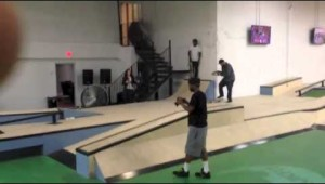 Lil Wayne & Soulja Boy Hit The Skate Park