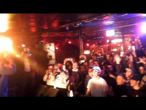 "AZ & DJ Doo Wop ""LIVE"" In Boston"