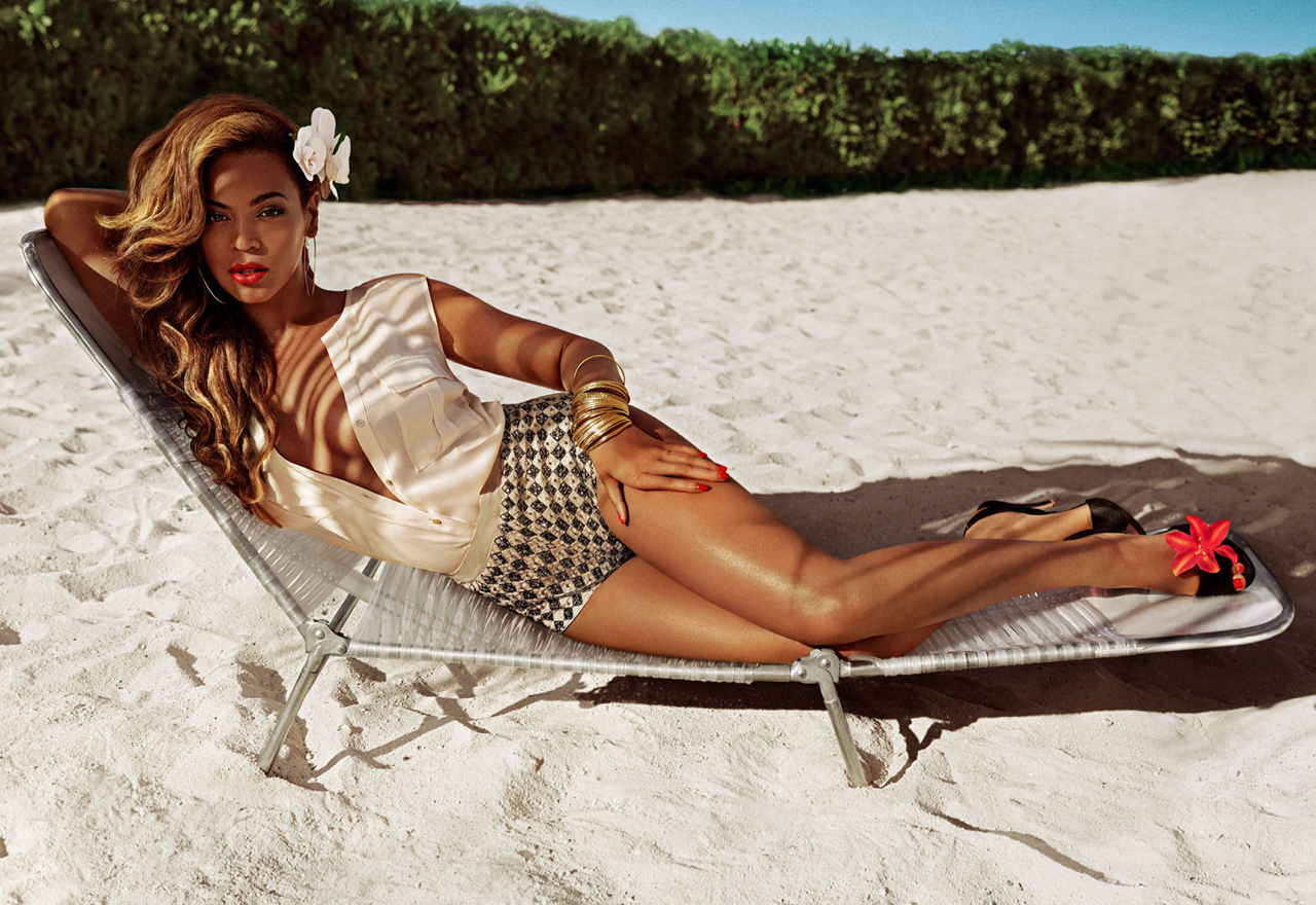 Mrs. Carter Is The New Face of H&M