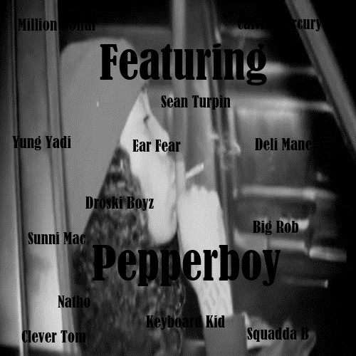 Pepperboy – Featuring Pepperboy
