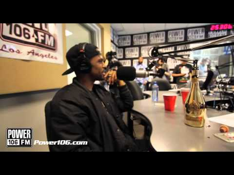 Big Sean Reacts To KiD CuDi Leaving G.O.O.D. Music