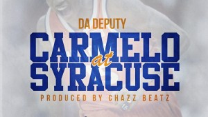 Carmelo at Syracuse (Artwork)
