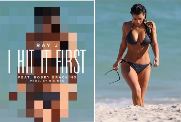 Ray-J Disses KimYe In New Single I Hit It First
