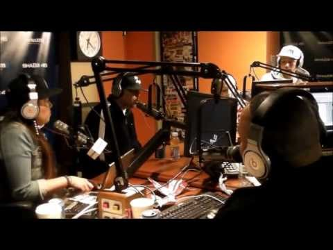 Dj Doo Wop Live On Shade 45's SMS Radio Show Part 1,2,3
