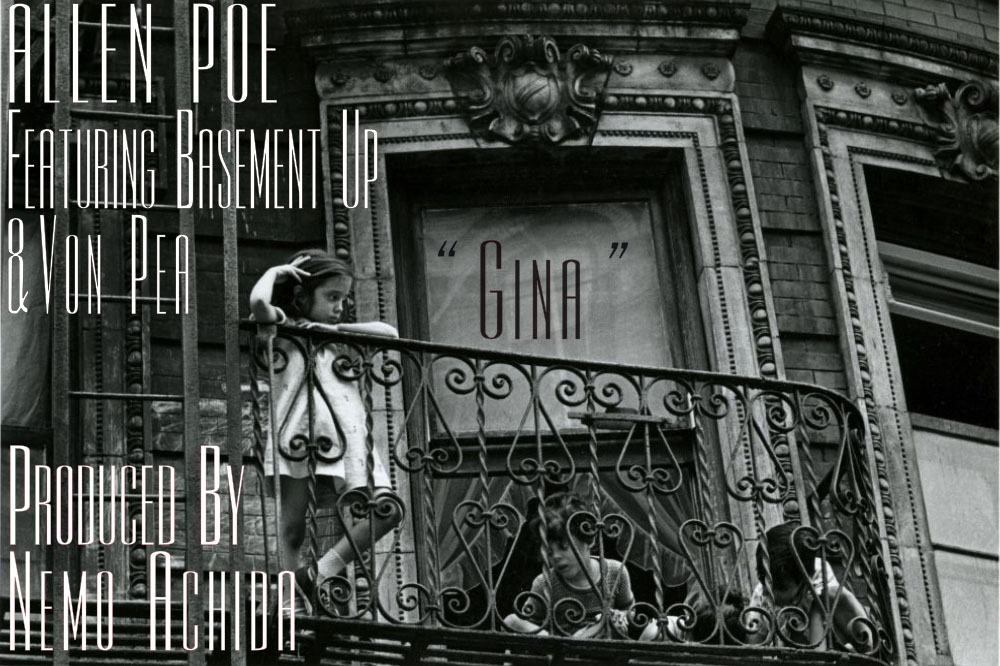 Allen Poe Feat. Von Pea & Basement Up – Gina [VMG Approved]