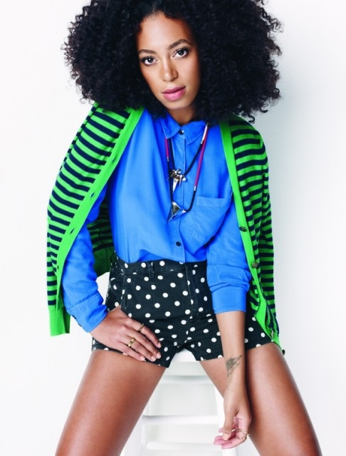 Saint Records- Solange Knowles Launches Record Label With Sony
