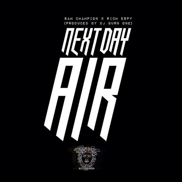 Sam Champion Feat. Rich Espy – Next Day Air