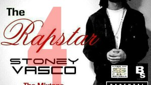 Stoney vasco Rapstar Cover