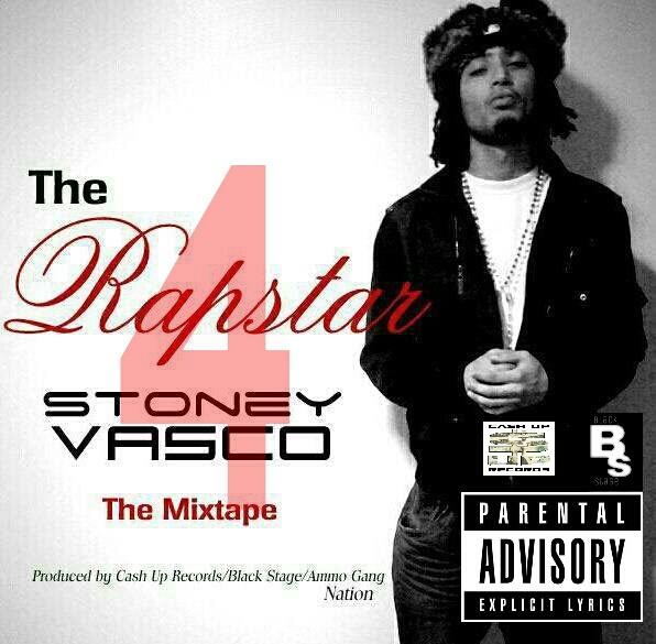 Stoney vasco Rapstar Cover