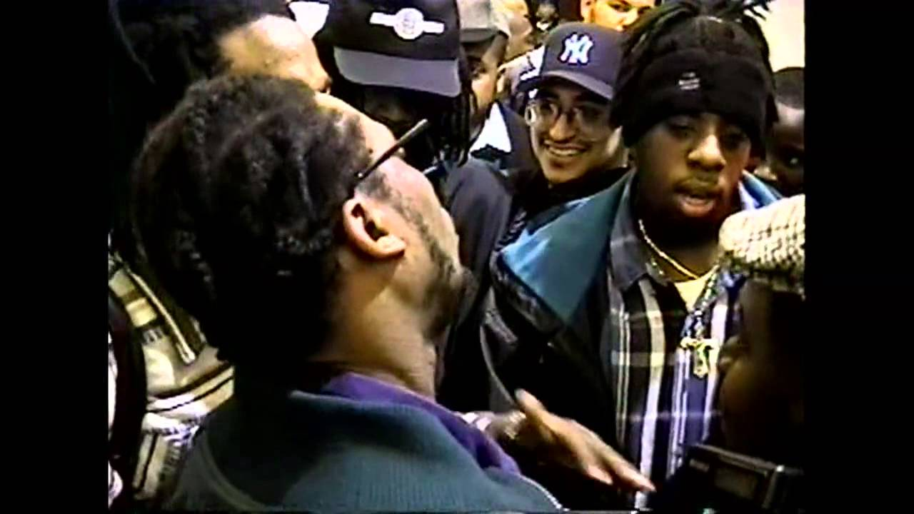 Busta Rhymes & ODB's 1994 Cypher