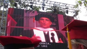 Dr. Dre Speaks At USC Commencement Ceremony