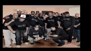 The D.I.T.C. Ent. Cipher Feat. DJ Premier, Majestic Gauge, A. Bless, Tashane, & A.G.