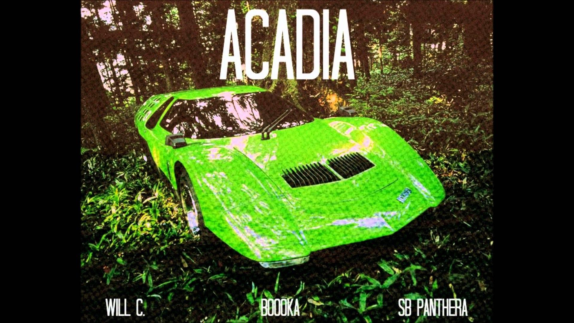Will C. Feat. Boooka & SB Panthera – Acadia