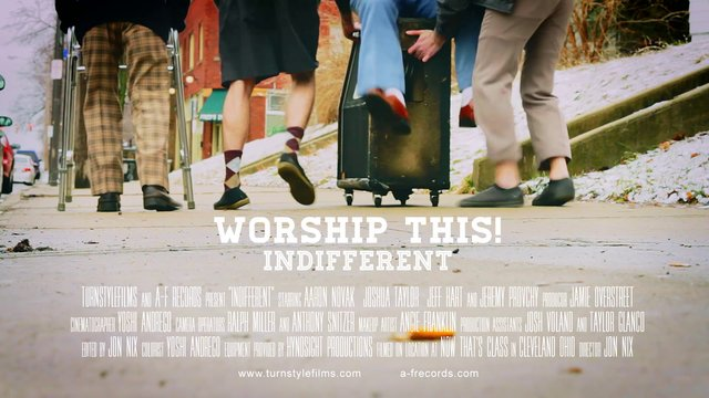 Worship This! – Indifferent