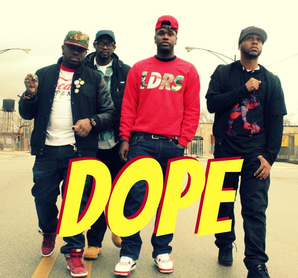 Dope Fantasy – Real Hip-Hop